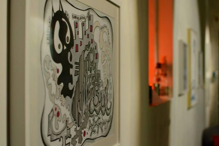 Anna Isabella Sandberg Art Foto Linga